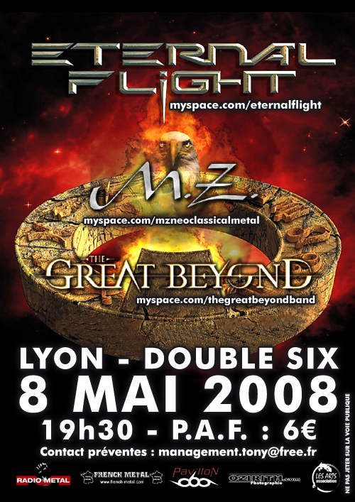 Eternal Flight @ Lyon